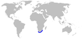 Poroderma africanum distmap.png