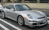 Porsche 911 GT3 thumbnail