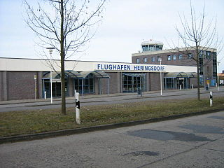 Heringsdorf Airport airport in Germany