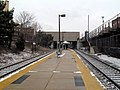 Porter station and platform on snowy day.JPG