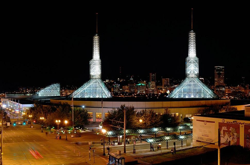 Portland Convention Center 2
