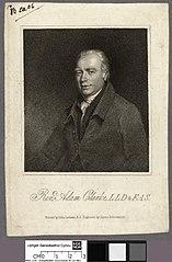 Adam Clarke L.L.D & F.A.S