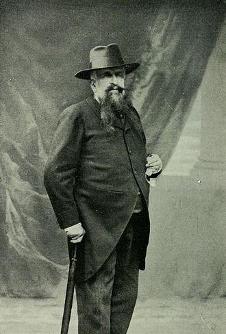 Gustave Le Bon - Doctor Gustave Le Bon, 1914