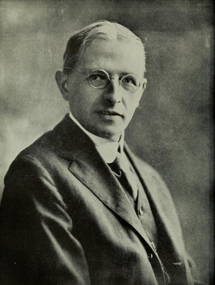 Portrait of Henry Norris Russell