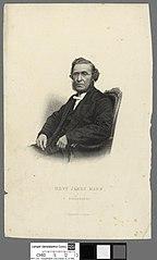 Revd. James Mann, Birkenhead
