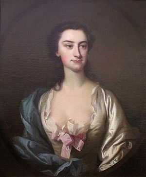Tolomeo -  Francesca Cuzzoni, who created the role of Seleuce