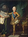 Portrait of the Count of Artois as an infant by Jean Martial Frédou.jpg