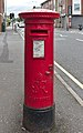 Post box at former Tranmere Post Office.jpg