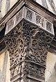 Poteau cormier à l'entrée de la rue Fécauderie (Auxerre).jpg