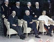 Potsdam Conference - Wikipedia
