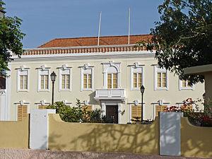 Praia-Palácio Presidencial (2)