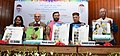 "Prakash Javadekar releasing a NBT Calendar 2017, at the function ""Culture of Reading and Nation Building Challenges in the Digital Age"" – New Delhi World Book Fair 2017, in New Delhi.jpg"