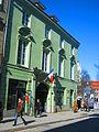Prancūzijos ambasada ir prancūzų institutas Vilniuje.JPG