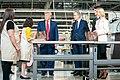 President Trump Visits the the Louis Vuitton Workshop - Rochambeau (48919264347).jpg