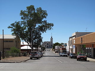 Prieska Place in Northern Cape, South Africa