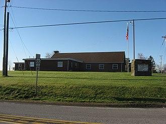 Big Beaver, Pennsylvania - First Primitive Methodist Church of Beaver Falls