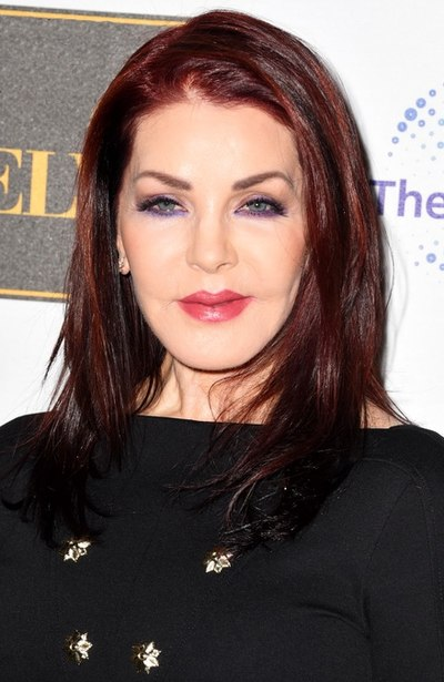 Priscilla Presley, American actress and businesswoman and former wife of Elvis Presley