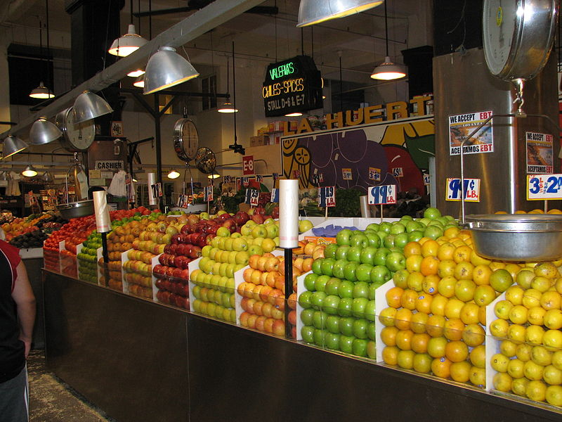 File:Produce in the Grand Central Market.jpg