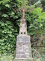 Proisy (Aisne) croix de chemin (fer).JPG
