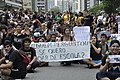 Protest by students in São Paulo 2015.jpg