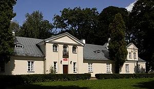 Przysucha - Dembiński manor