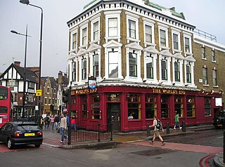 pub and music venue in Camden Town, London, England