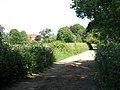 Public bridleway to Claxton - geograph.org.uk - 1330088.jpg