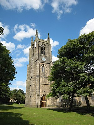 Pudsey - Pudsey Parish Church