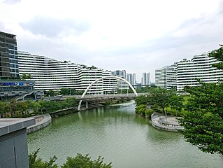 Punggol Planning Area and HDB Town in North-East Region ----, Singapore