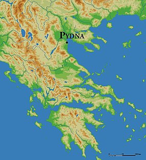 285px Pydna Ancient Macedonian Cities and Settlements   Pydna