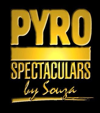 Pyro Spectaculars - Image: Pyro Spectaculars by Souza Company Logo