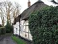 Quarley - Park Lane - geograph.org.uk - 1634303.jpg