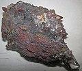 Quartz crystals in iron formation (Soudan Iron-Formation, Neoarchean, ~2.722 Ga; Vermilion Iron Range, Minnesota, USA) (23141802269).jpg