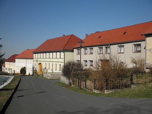 Quaschwitz Großbauerngehöfte