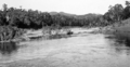 Queensland State Archives 1247 Barron River near Kuranda c 1935.png