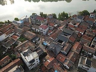 Qujiang District, Quzhou District in Zhejiang, Peoples Republic of China