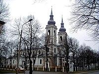 Rīga, Sv. Alberta katoļu baznīca 2002-11-16.jpg