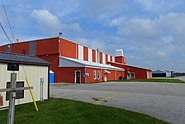 RCAF St. Thomas Hangar Airside