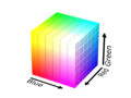 RGB color solid cube.png