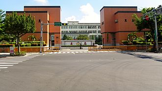 Republic of China Military Police - Headquarter of the ROC Military Police in Taipei.