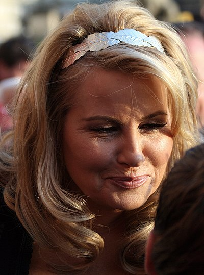 Jennifer Coolidge, American actress and comedian