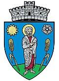 Coat of arms of Sânpetru de Câmpie
