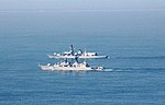 ROYAL NAVY FRIGATE ESCORTS RUSSIAN SHIP THROUGH ENGLISH CHANNEL MOD 45164078.jpg