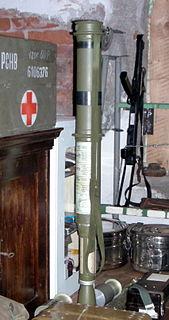 RPG-75 Rocket-propelled grenade