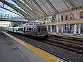 RTD commuter train at Denver Union Station, October 2018.jpg