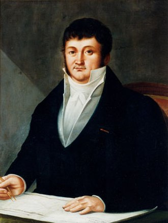Robert Surcouf - Portrait of Surcouf during his business career