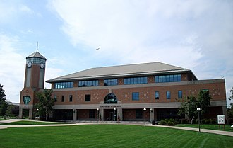 Roger Williams University - Image: RWU University Library