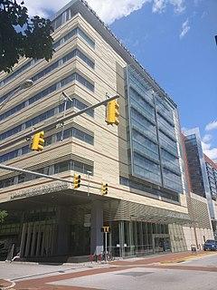 R Adams Cowley Shock Trauma Center Hospital in Maryland, U.S.