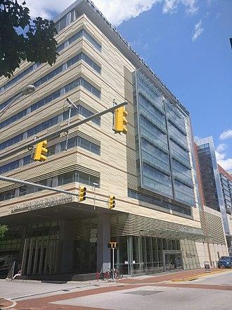R Adams Cowley Shock Trauma Center - Image: R Adams Cowley Shock Trauma Center