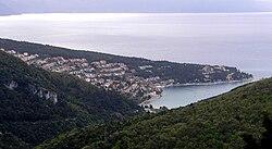 rabac térkép Rabac – Wikipédia